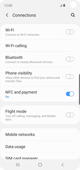 Samsung Galaxy S10e - Network - Manual network selection - Step 5