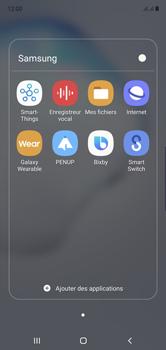 Samsung Galaxy Note 10 - Internet et roaming de données - Navigation sur Internet - Étape 4