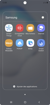 Samsung Galaxy Note10 - Internet - Navigation sur Internet - Étape 3