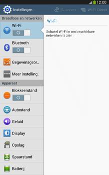 Samsung T315 Galaxy Tab 3 8-0 LTE - Bluetooth - Headset, carkit verbinding - Stap 4