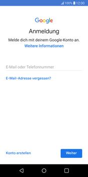LG G6 - Apps - Konto anlegen und einrichten - 3 / 22