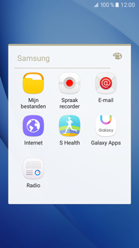 Samsung Galaxy J7 (2016) (J710) - E-mail - Account instellen (POP3 zonder SMTP-verificatie) - Stap 4
