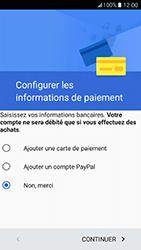 Samsung Galaxy A5 (2017) - Applications - Configuration de votre store d