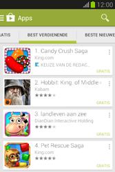 Samsung S6790 Galaxy Fame Lite - apps - app store gebruiken - stap 9