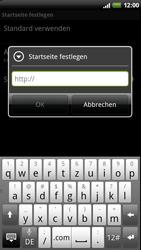 HTC Z710e Sensation - Internet - Manuelle Konfiguration - Schritt 18