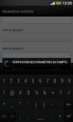 HTC Desire 500 - E-mail - Configuration manuelle - Étape 14