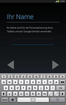 Samsung N5100 Galaxy Note 8-0 - Apps - Konto anlegen und einrichten - Schritt 6