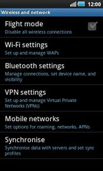 Samsung I5800 Galaxy Apollo - Internet - Manual configuration - Step 5