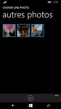 Microsoft Lumia 640 XL - E-mail - Envoi d