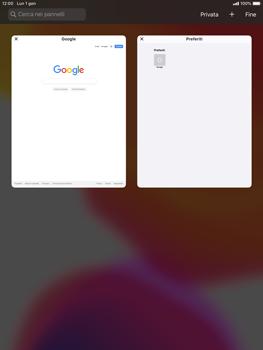 Apple iPad Mini 4 - ipados 13 - Internet e roaming dati - Uso di Internet - Fase 14