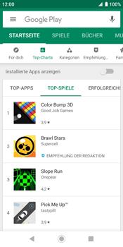 Sony Xperia XZ2 - Android Pie - Apps - Herunterladen - Schritt 7