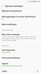 Samsung Galaxy A5 (2017) - Android Marshmallow - voicemail - handmatig instellen - stap 6