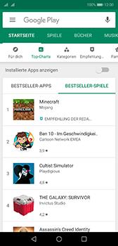 Huawei P20 - Android Pie - Apps - Herunterladen - Schritt 11