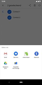 Nokia 3.1 Plus - Android Pie - contacten, foto