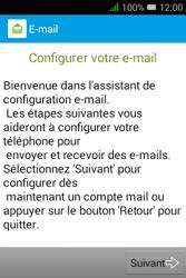 Alcatel Pixi 3 - 3.5 - E-mail - Configuration manuelle - Étape 4