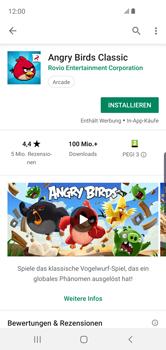 Samsung Galaxy S10e - Apps - Herunterladen - Schritt 16