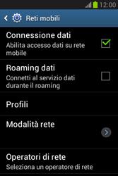 Samsung Galaxy Fame Lite - Internet e roaming dati - Configurazione manuale - Fase 7