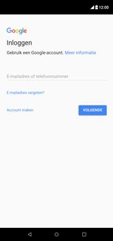 Wiko View 2 - Applicaties - Account instellen - Stap 4