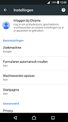 Sony Xperia X (F5121) - Android Nougat - Internet - Handmatig instellen - Stap 26