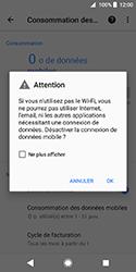 Sony Xperia XZ2 Compact - Internet - Désactiver les données mobiles - Étape 7