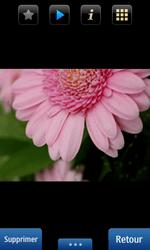 Samsung Wave 2 - Photos, vidéos, musique - Prendre une photo - Étape 11