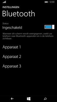 Microsoft Lumia 640 XL - bluetooth - aanzetten - stap 6