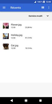 Sony Xperia XZ2 - E-mails - Envoyer un e-mail - Étape 10