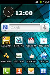 Samsung S5830 Galaxy Ace - MMS - Automatische Konfiguration - Schritt 4
