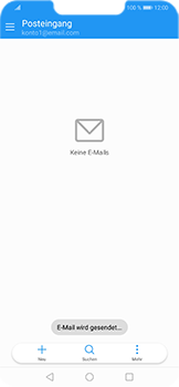Huawei Honor Play - E-Mail - E-Mail versenden - 17 / 18