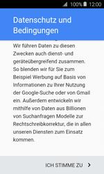 Samsung Galaxy Xcover 3 VE - Apps - Konto anlegen und einrichten - 15 / 22