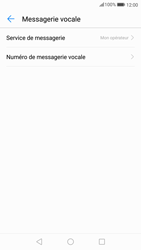 Huawei P10 - Android Oreo - Messagerie vocale - Configuration manuelle - Étape 9