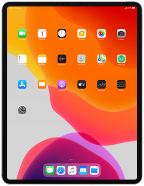 Apple iPad Pro 12.9 inch 4th generation (2020) (Model A2232) - Internet - Handmatig instellen - Stap 9