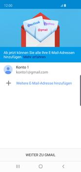 Samsung Galaxy S10e - E-Mail - Konto einrichten (gmail) - 13 / 18