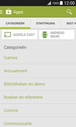 Samsung Galaxy J1 (SM-J100H) - Applicaties - Downloaden - Stap 6