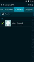 Samsung Galaxy S5 - MMS - Erstellen und senden - 0 / 0