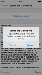 Apple iPhone 5s - Applications - configuring the Apple iCloud Service - Step 8