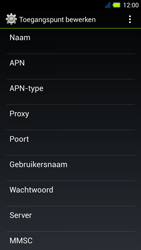Acer Liquid E3 - MMS - Handmatig instellen - Stap 11