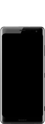 Sony Xperia XZ3 - Appareil - comment insérer une carte SIM - Étape 6