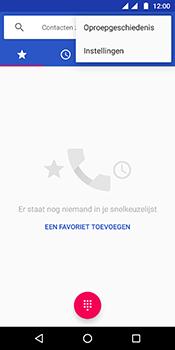 Motorola Moto G6 - voicemail - handmatig instellen - stap 5