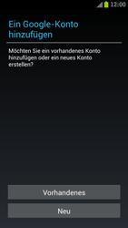 Samsung I9300 Galaxy S III - Apps - Konto anlegen und einrichten - Schritt 4