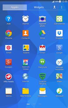 Samsung T335 Galaxy Tab 4 8-0 - Internet - Configuration manuelle - Étape 18