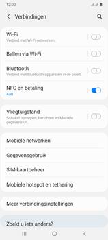 Samsung Galaxy A41 Dual-SIM (SM-A415F) - WiFi - Mobiele hotspot instellen - Stap 5