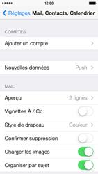 Apple iPhone 5c - E-mails - Ajouter ou modifier un compte e-mail - Étape 4