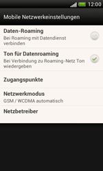 HTC Desire X - MMS - Manuelle Konfiguration - 5 / 16