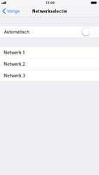 Apple iPhone 6 - iOS 12 - Netwerk - gebruik in het buitenland - Stap 7
