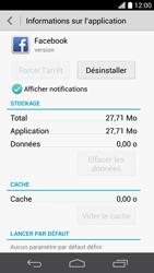 Huawei Ascend P6 - Applications - Comment désinstaller une application - Étape 6