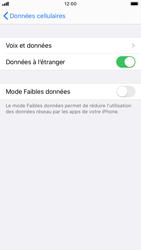 Apple iPhone 6s - iOS 13 - Internet et roaming de données - Désactivation du roaming de données - Étape 5