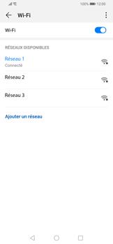 Huawei P Smart Z - Wifi - configuration manuelle - Étape 7