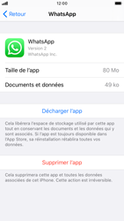 Apple iPhone 7 - iOS 13 - Applications - Comment désinstaller une application - Étape 6