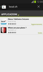 Samsung Galaxy S III Mini - Applicazioni - Installazione delle applicazioni - Fase 6